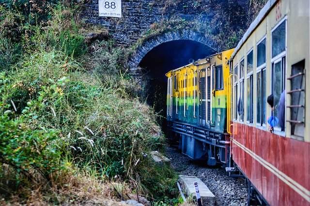 Exploring in India-Shimla