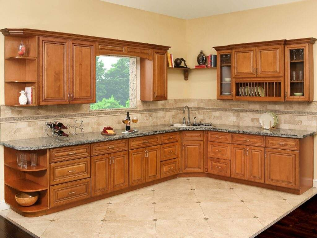 Cherry Wood Furniture For Kitchen