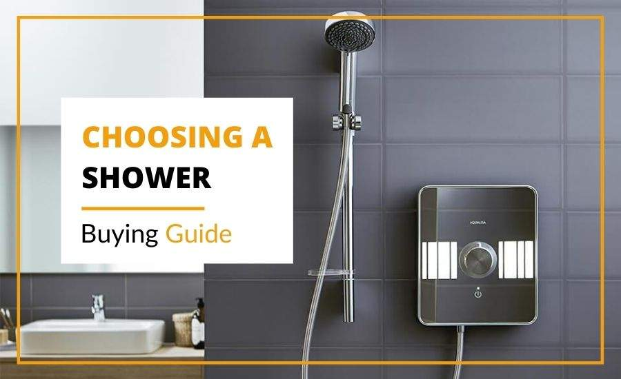 Choosing a Shower