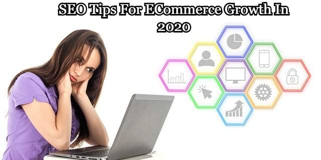 SEO Tips For ECommerce Growth