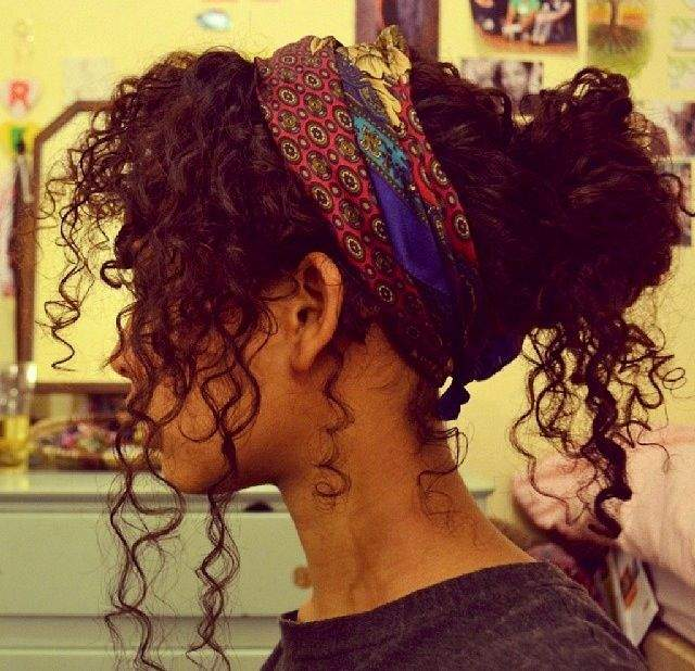 Below are eight creative natural hairstyles that you can achieve with curly or coily hair